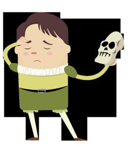 El monólogo de Hamlet por Nico
