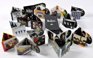 Discos originales de The Beatles