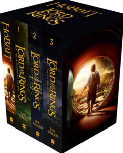The Lord of the Rings and The Hobbit Box Set - Premio