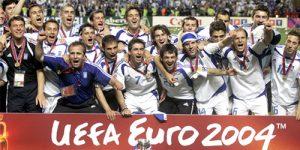 Grecia campeona de la Euro 2004