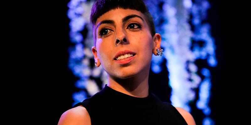 Sasha en el Teatro Británico
