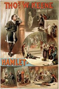 Folleto de Hamlet